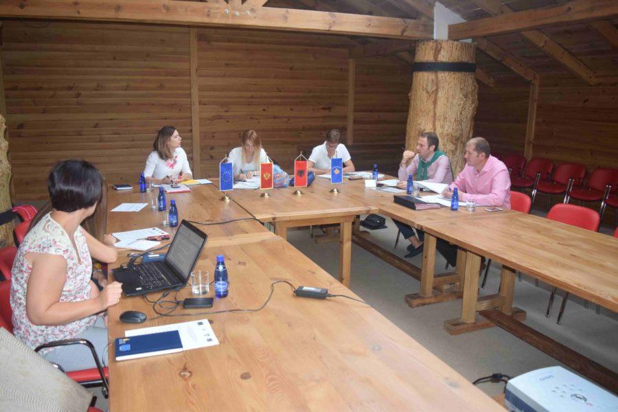 Takimi i 2-të i Komitetit të Përbashkët të Projektit 28.07.2016
