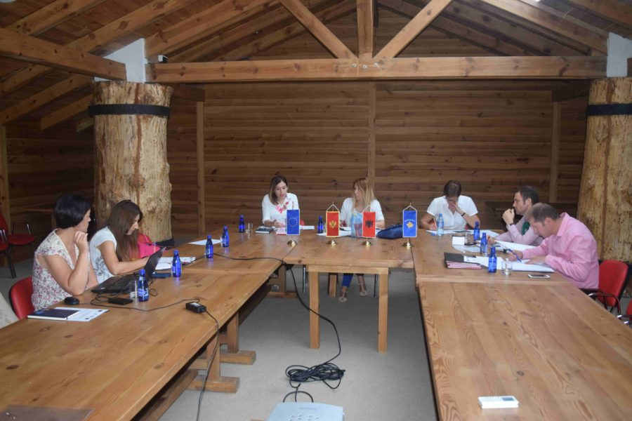 Drugi sastanak UOP-a 28.07.2016