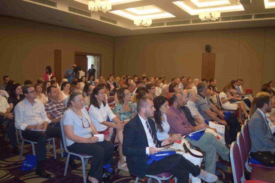 Svečana konferencija/Info sesija Podgorica 27.07.2016