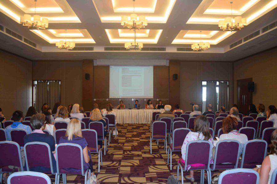 Ceremoni Hapëse dhe Sesion Informues Podgoricë 27.07.2016