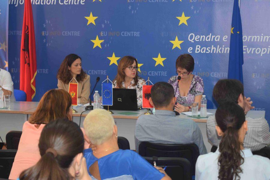 Sesion Informues Shkodër 25.07.2016