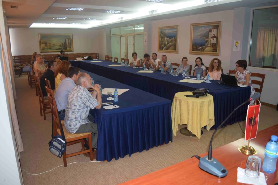 Info sesija Lezha 26.07.2016