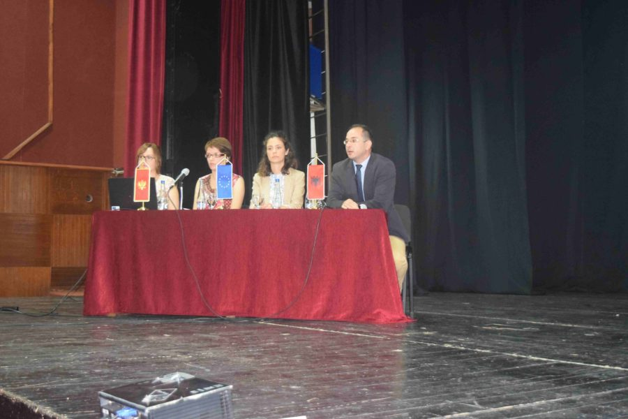 Sesion Informues Berane 27.07.2016