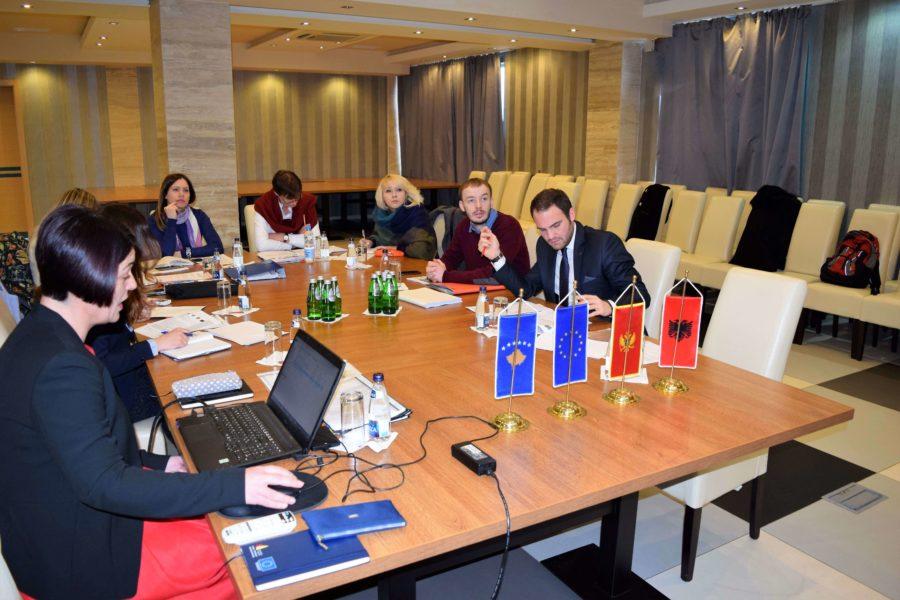 Takimi i 3-të i Komitetit të Përbashkët të Projektit 31.01.2017