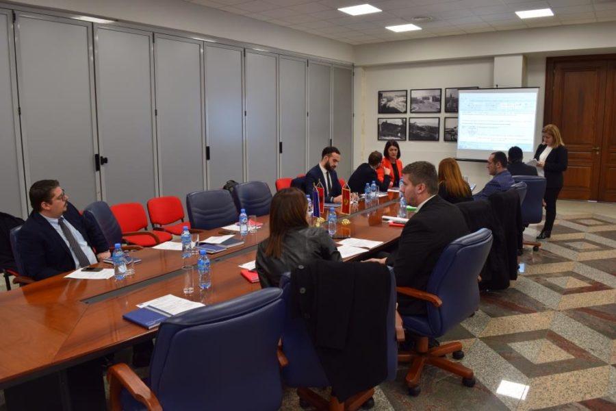 Drugi sastanak Zajedničkog odbora za nadgledanje, Tirana, Albanija 29. 12. 2017