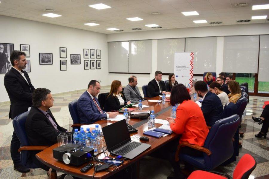 Takimi i 2-të i Komitetit të Përbashkët Monitorues, Tiranë, Shqipëri 29.12.2017