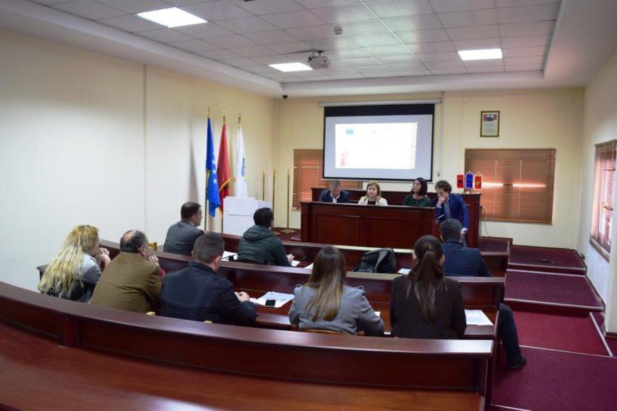 Takimet tematike me përfaqësuesit e komunave/bashkive 19. 02. – 26. 03. 2018.