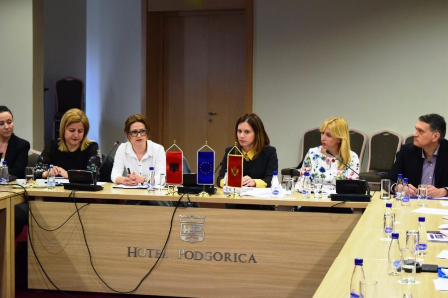 3rd Joint Monitoring Committee meeting, Podgorica 13 April 2018