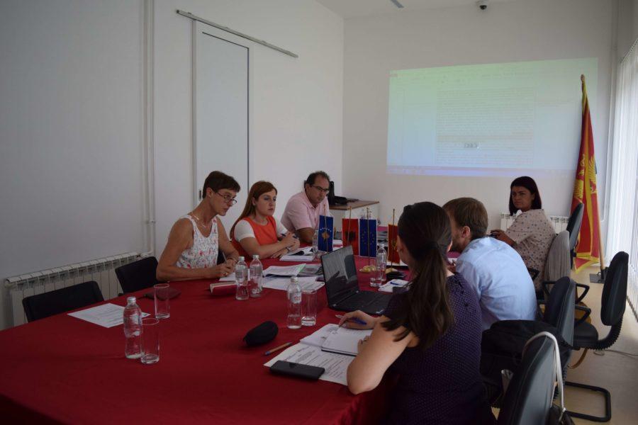 Takimi i 6-të i Komitetit të Përbashkët të Projektit 31.07.2018