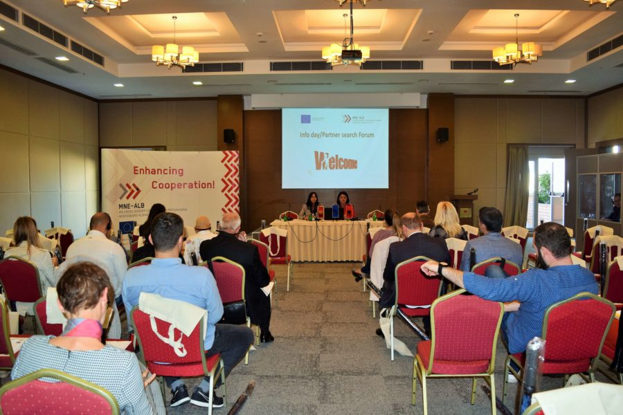 Info day PSF Podgorica 09 November 2018