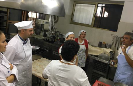 Capacity building of local chefs in Albania