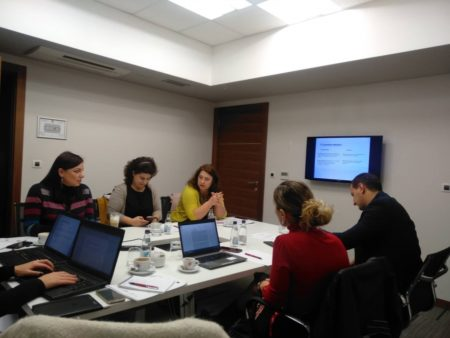 "The Coordinating Committee meeting for the cross-border project ""Child friendly tourism"" held"