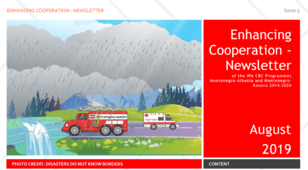 Fifth issue of the Newsletter Enhancing Cooperation avaliable