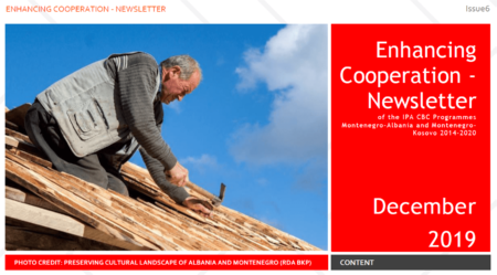Sixth issue of the Newsletter Enhancing Cooperation available