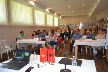 Lectures and meetings with local communities held in Berane and Shkodra