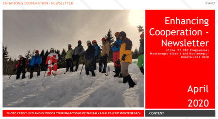 Seventh issue of the Newsletter Enhancing Cooperation available