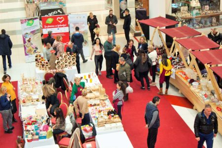 From Mountains with Love – a fair of typical mountain products organized on Valentine's Day in Podgorica