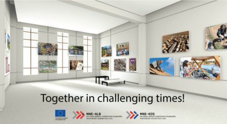 Together in challenging times! – Enhancing Cooperation online photo exhibition